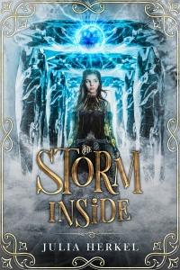 The Storm Inside by Julia Herkel