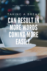 Taking a Break Can Result in More Words Coming More Easily
